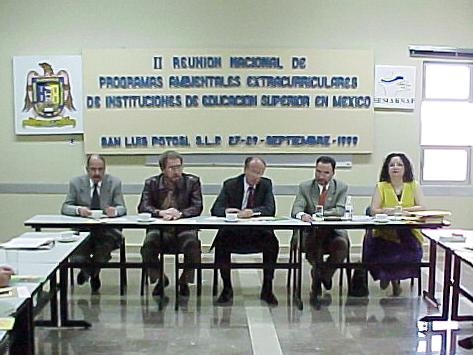 Complexus 1999 UASLP - SLP