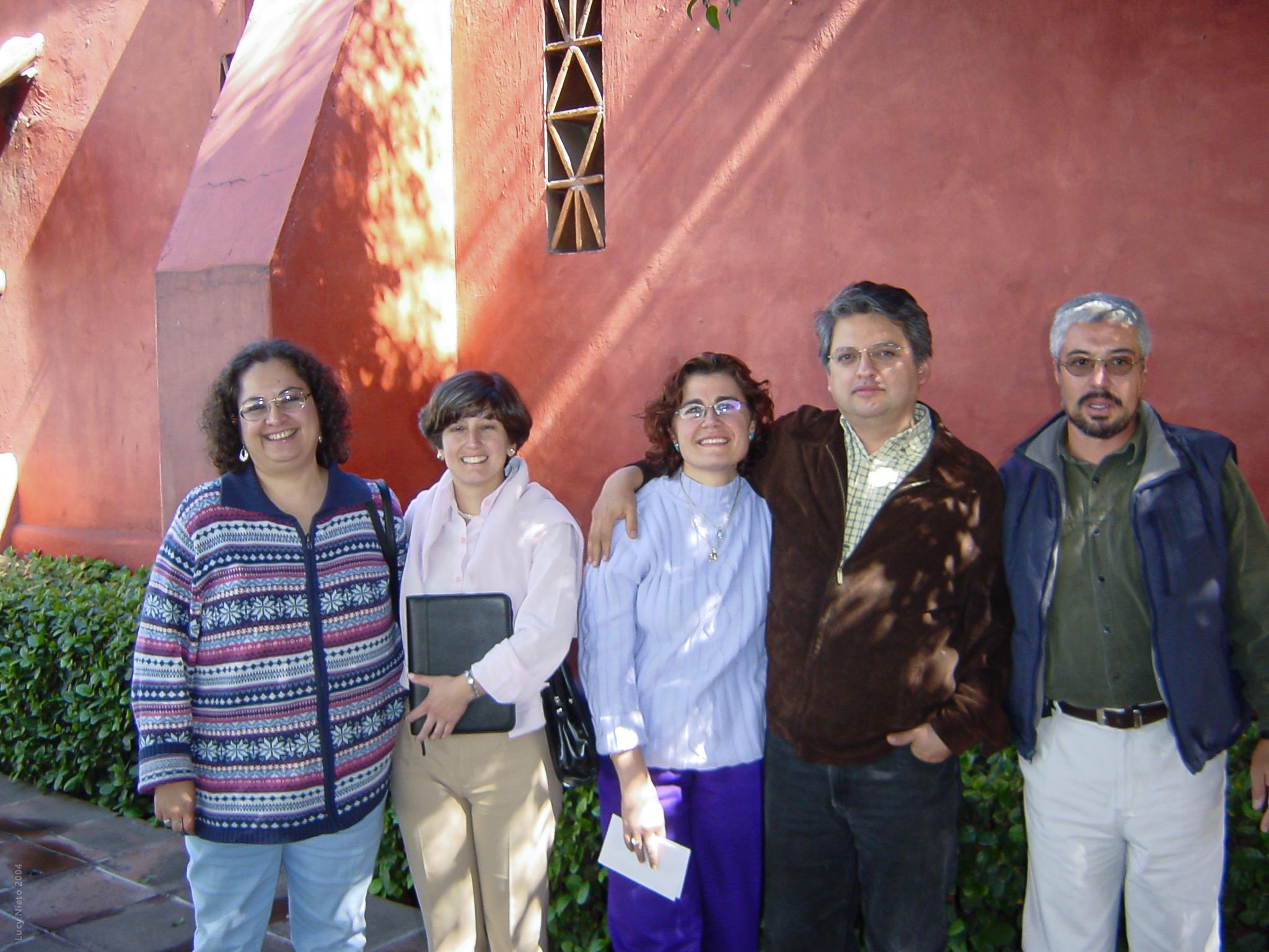 Complexus 2004 Ibero - Pue